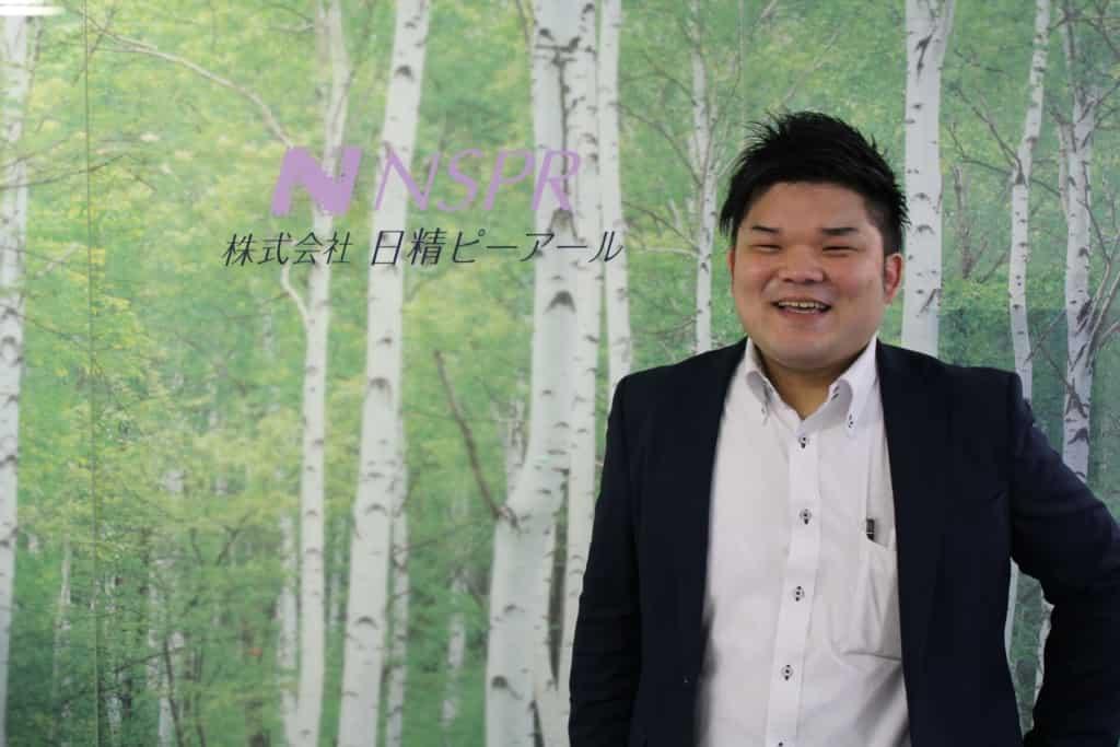 泉さんの就職成功体験談|印刷会社