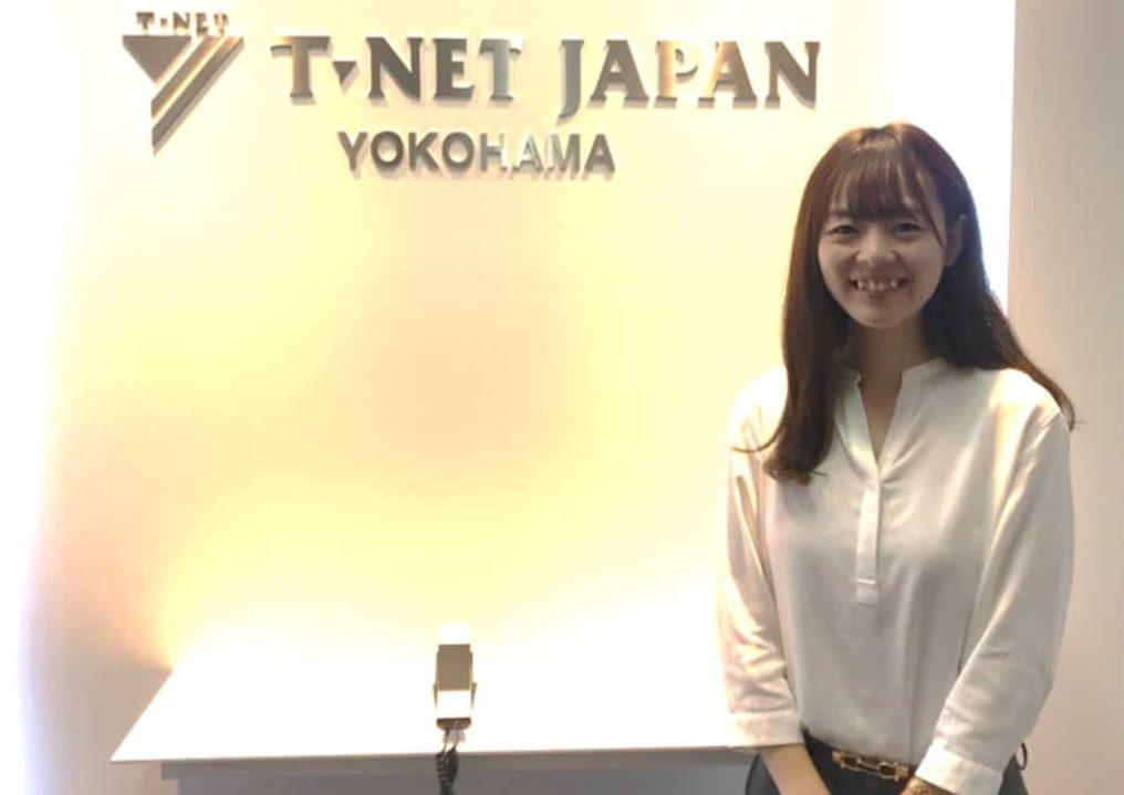S・Yさんの就職成功体験談|株式会社ティーネットジャパン